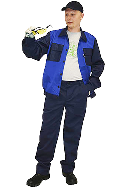 Костюм Универсал (брюки+куртка)